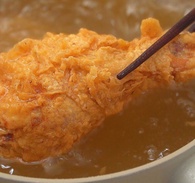 cách làm gà rán KFC tại nhà